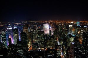 New York Skyline by trogdor7