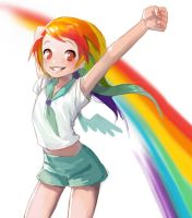 rainbow~ by chalii