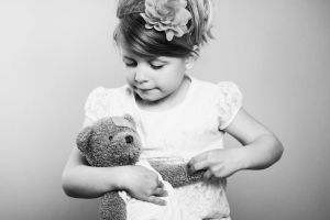 me and my teddy by riskonelook