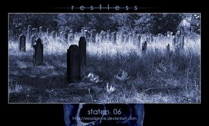 Restless by woodgrave