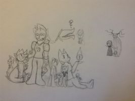 All In The Family W.I.P by TwistedHensley