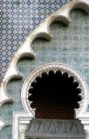 Moorish fountain detail by 7DS7