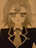 Hideyoshi from Baka to Test to Shoukanjuu by xX-HarleyQuinn-Xx