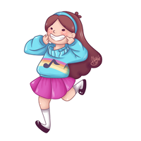 BY THE POWER OF MABEL! by LadyOrchiid