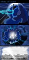 COM - Luna's Nightmare (COMIC) by AniRichie-Art