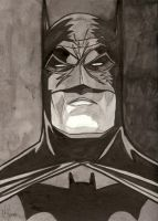 The Batman by nathanobrien