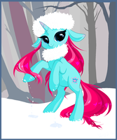 Snowcatcher's Frolic by SoftcoreMirth