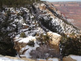 The Grand Canyon by gracist