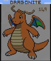 #149 Dragonite [Blaze] by PkmnMc