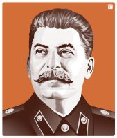 Stalin by monsteroftheid
