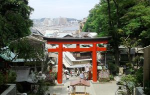 Japan - Enoshima by the-slave-of-bou