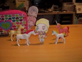 Paper Child - MCR - Unicorns by xYamiKawaitax