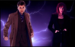 The Doctor and Donna by Amrinalc