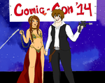 Comicon Nascar Request by AskScarMcSpark
