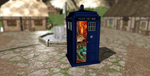 Tardis by Valforwing