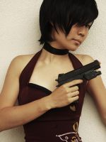 RE4 - New Ada by Hyokenseisou-Cosplay