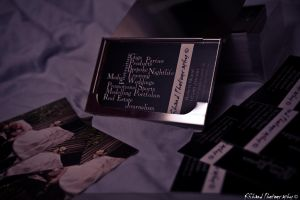 Business Cards by Auraomega