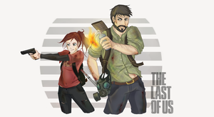 TLOU: [Ellie.Joel] by chetom