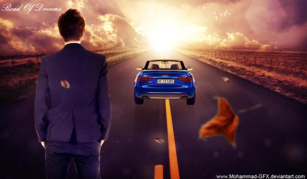 Road Of Dreams by Mohammad-GFX