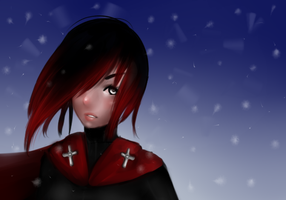 Red-RWBY by TemporaryCrayon