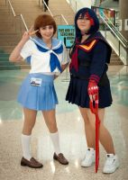 Kill la Kill  - Comikaze by EriTesPhoto
