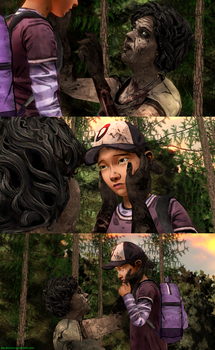 TWDG: The Blind See by Lilacsbloom