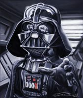 DARTH VADER by JaumeCullell