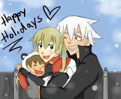 Happy Holidays - SoMa by KeksFanxXx