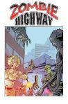 Zombie Highway Flyer by robtlsnyder