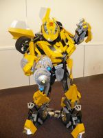 BotCon '09 - Movie Bee 2 by chibijaime