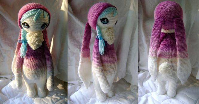 Lalylala rabbit by BIuntness