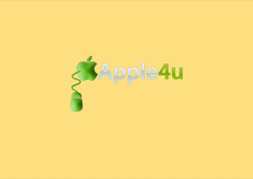 apple4u by jooijer