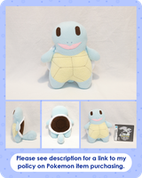 Squirtle Pook-e-Monz by cutekick