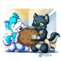 Mmm Cookie by Tavi-Munk