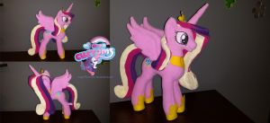 Princess Cadence plush 12'' by angel99percent
