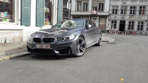 2016 BMW M4 Coupe by JBPicsBE