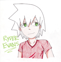Ryder Evans -Finished- by BTAnime-Freak