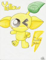 Yellow Pikmin by Chenanigans