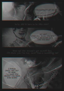 Crime and punishment: chapter 1, page 1 by Avishy