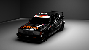 190E Evo 2 DTM Sonax by CKuhn