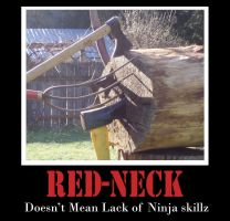 -Red-Neck- by Chop-stick