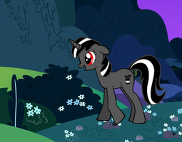 Wand Waver Pony Maker Version by Darkbullfrog