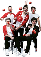 Png de One Direction by tiziana-stoessel