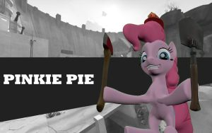 Pony Fortress 2 - Pinkie Pie by TBWinger92