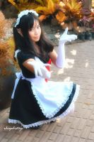 Cosplay: Maid by lyn12x