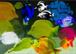 Awesome-est Aquarium Ever by wracked