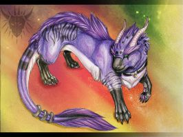 Kyuubreon Trade by Galidor-Dragon
