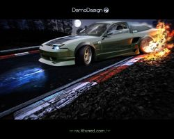 Nissan 240sx by DemoDesign