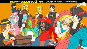 Halloween 2012 by greentealolz
