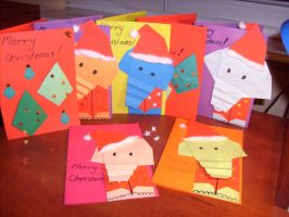 Holiday Card Project 2013 by Kropcia